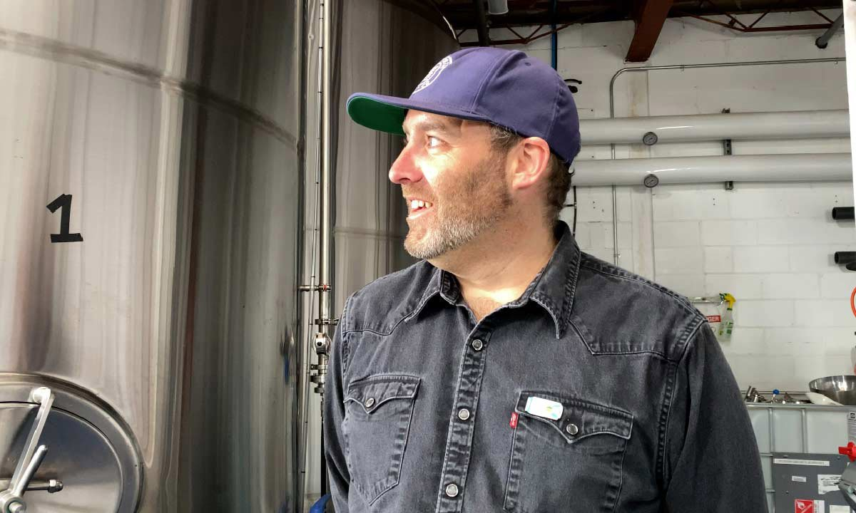 An image of Alex Rice, Owner and CEO of Nova Scotia Spirit Co. Find out more about us!