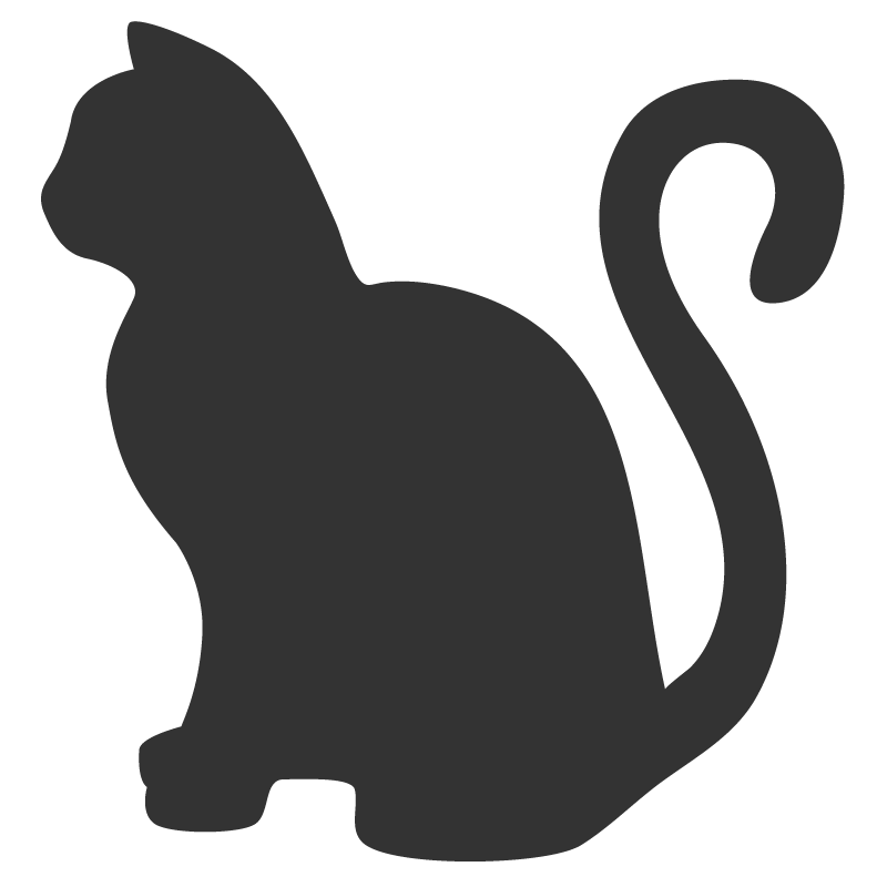 Our Products: Drawing of a Cat