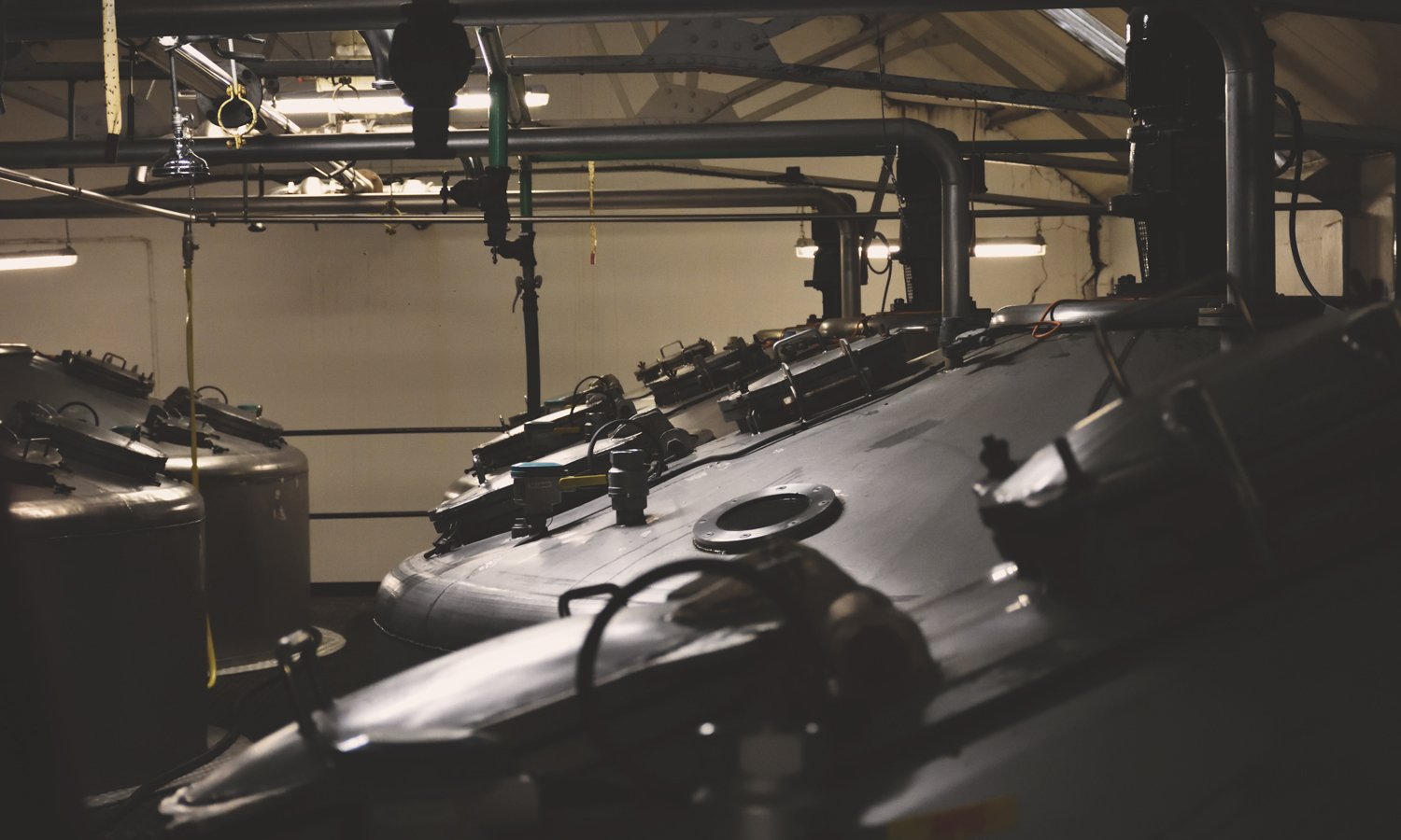 Image of Nova Scotia Spirit Co. Distillery Tanks. Find out more about us