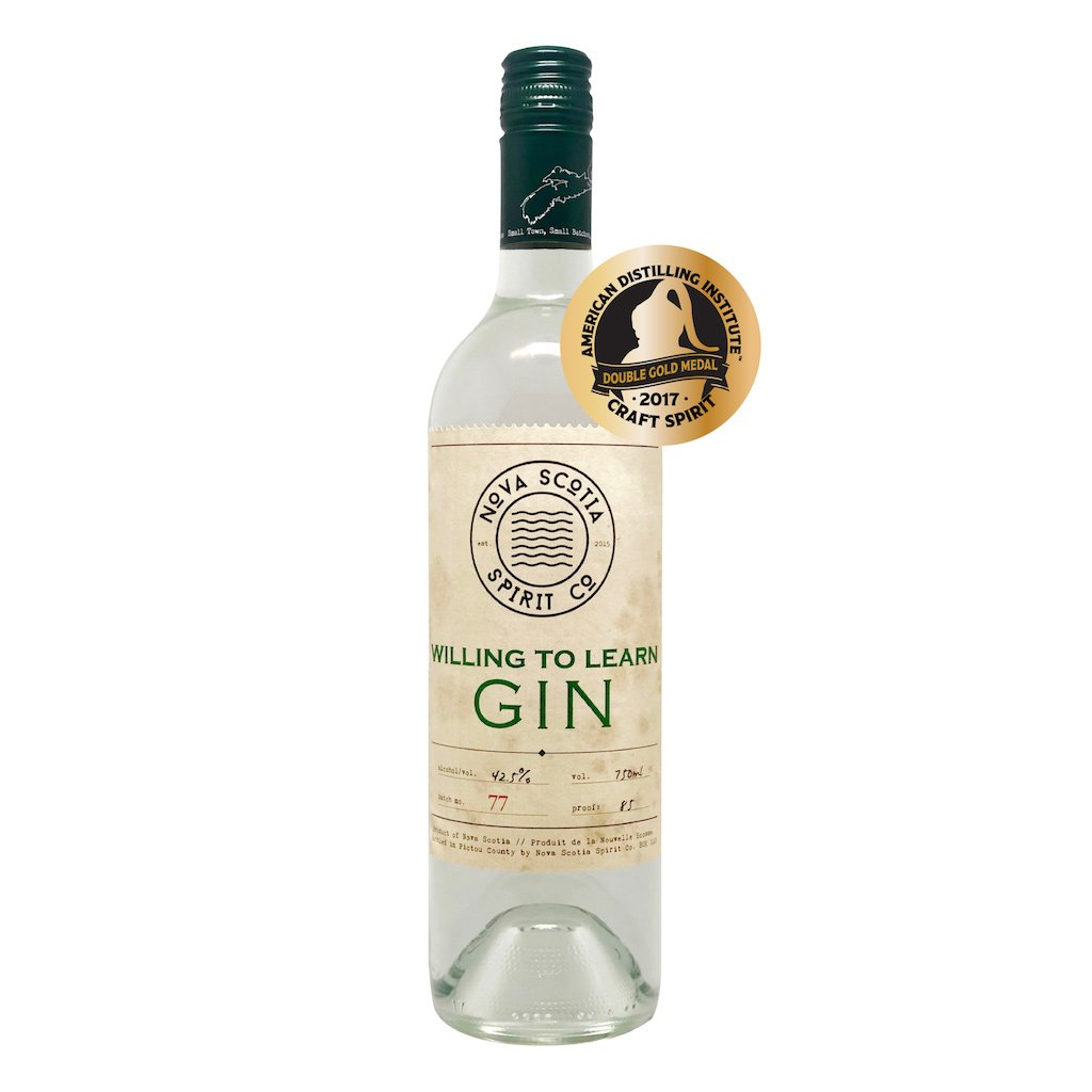 Willing to Learn Gin